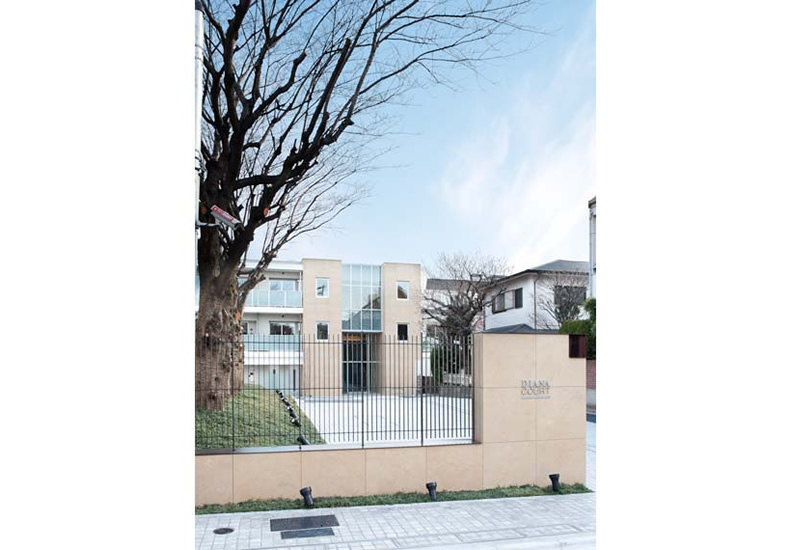 ディアナコート八雲桜樹 外観 イメージ