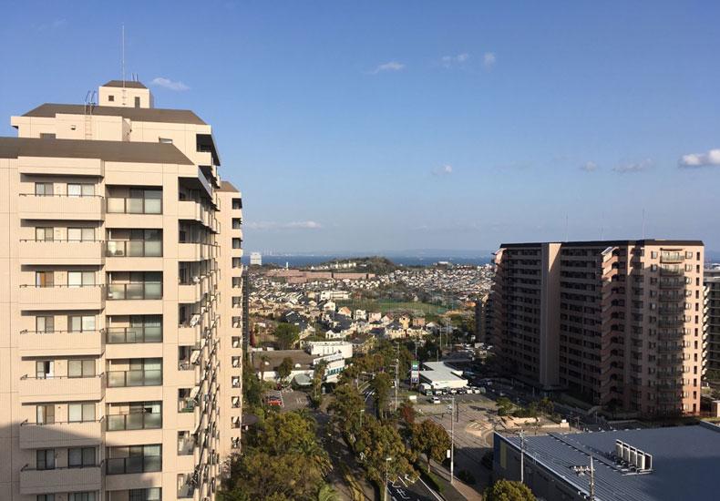 シティ能見台 いこいの街A棟 眺望 イメージ