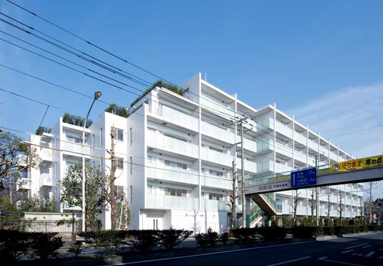 クレッセント新川崎EXE 外観 イメージ