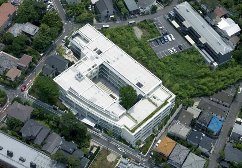 ディアナコート成城翠邸 外観 イメージ