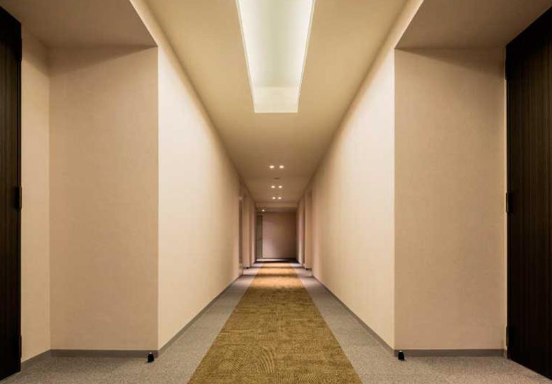 ピアース溝の口 内廊下 イメージ