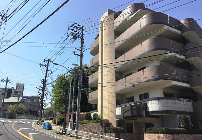 マイキャッスル横濱山手エクセレントステージ 外観 イメージ