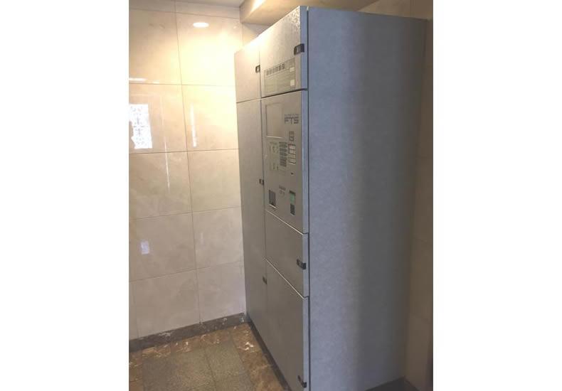 マイキャッスル横濱山手エクセレントステージ 宅配ボックス イメージ