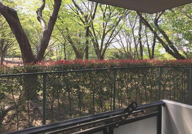 マイキャッスル横濱山手エクセレントステージ バルコニー イメージ