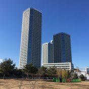 二子玉川ライズタワー&レジデンス タワーイースト外観サムネイル