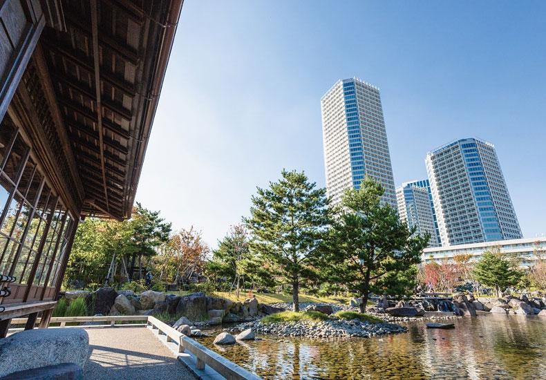 二子玉川ライズタワー&レジデンス タワーイースト 外観 イメージ