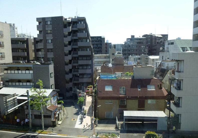 クラッシィハウス新宿中落合 眺望 イメージ