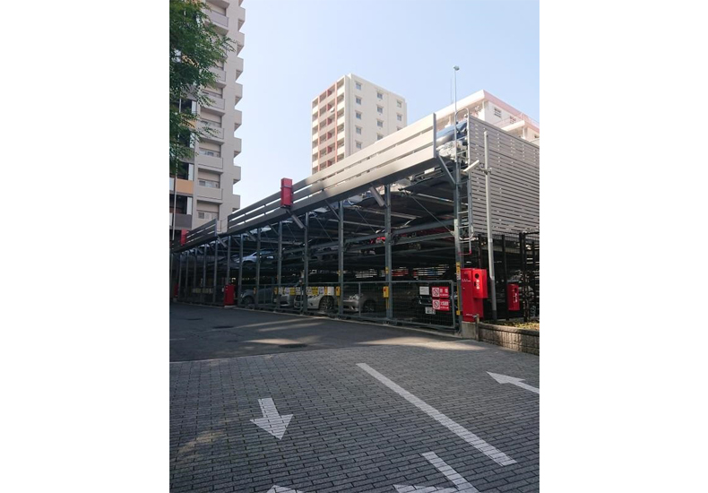 アデニウム新小岩 駐車場 イメージ