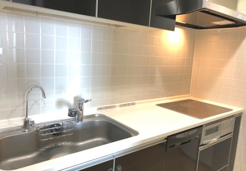 ラゾーナ川崎レジデンス セントラルタワー キッチン イメージ