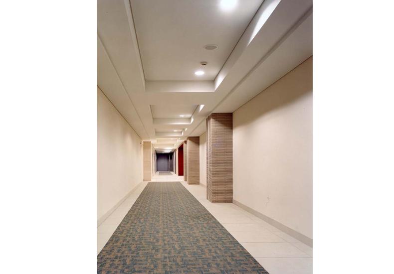 ディアナコート櫻町雅壇 内廊下 イメージ