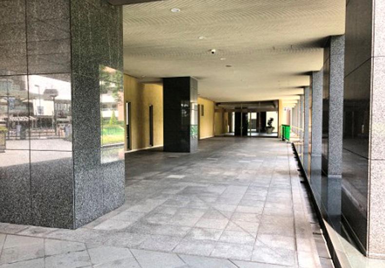 ラゾーナ川崎レジデンス セントラルタワー エントランス イメージ