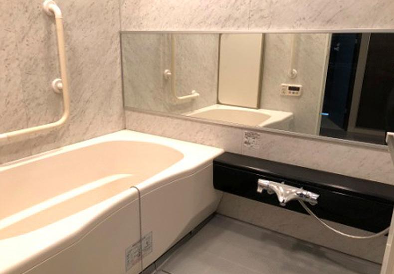 ラゾーナ川崎レジデンス セントラルタワー バスルーム イメージ