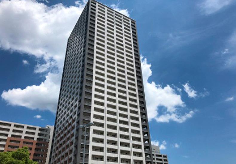ラゾーナ川崎レジデンス セントラルタワー 外観 イメージ