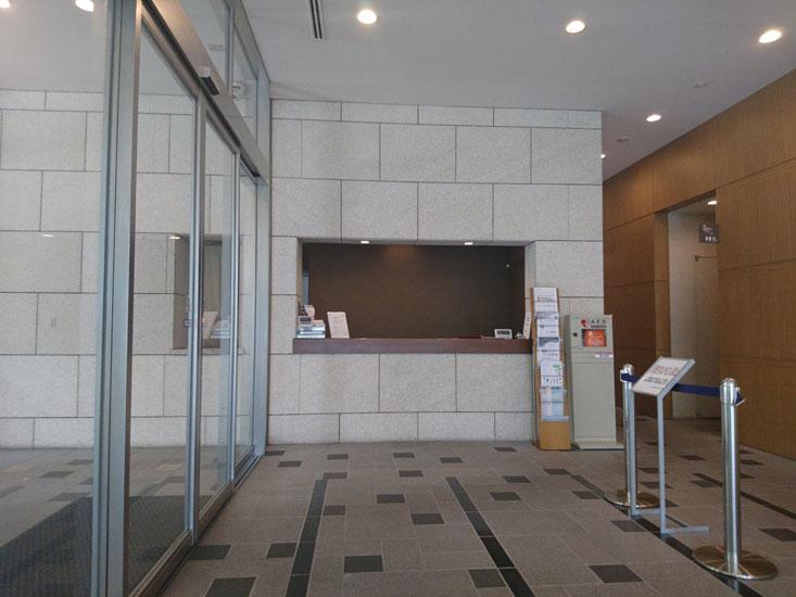 パークシティ武蔵小杉ステーションフォレストタワー コンシェルジュカウンター イメージ
