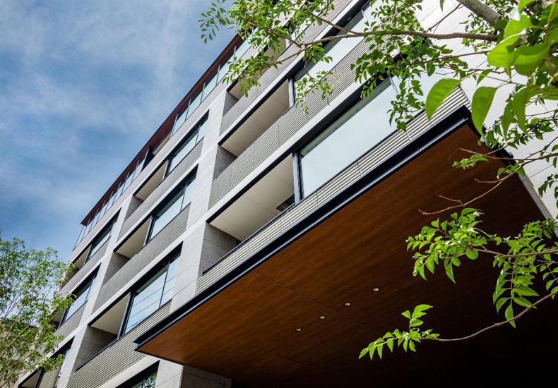 ディアナコート都立大学 外観 イメージ