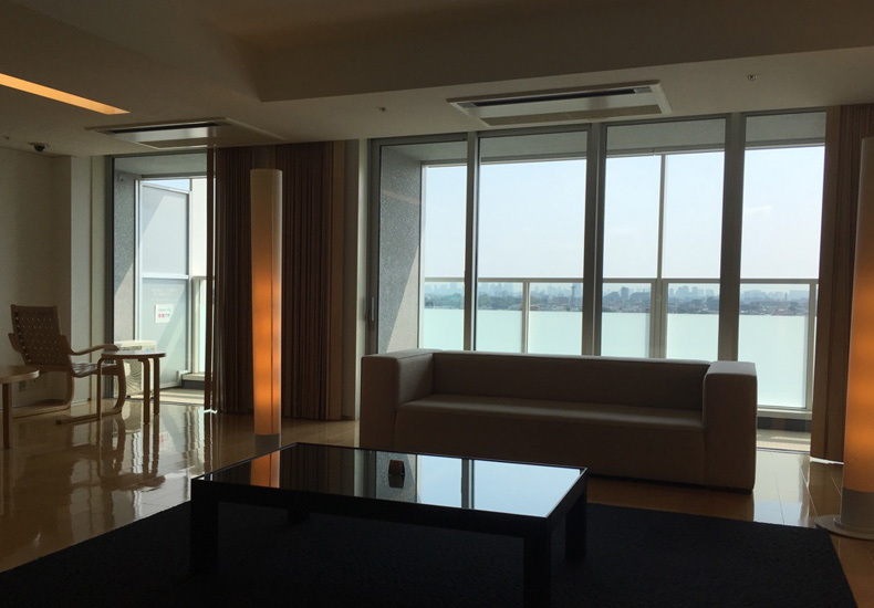 二子玉川ライズタワー&レジデンス タワーセントラル スカイラウンジ イメージ