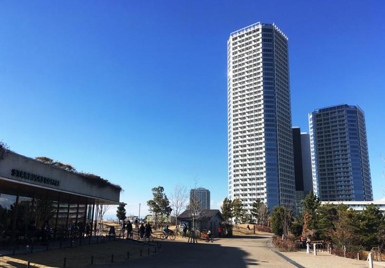 二子玉川ライズタワー&レジデンス タワーセントラル 外観 イメージ