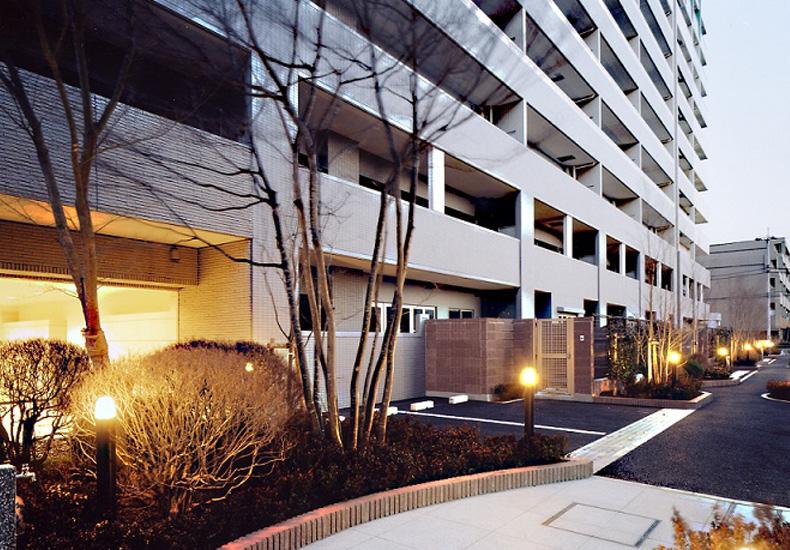 クレッセント東京リプライム 駐車場 イメージ
