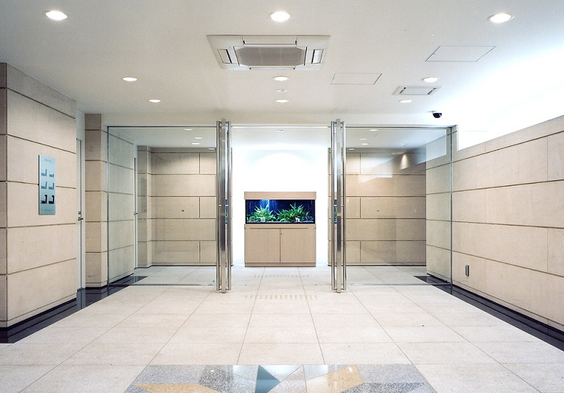 クレッセント東京リプライム エントランス イメージ