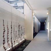クレッセント東京リプライム1階廊下サムネイル