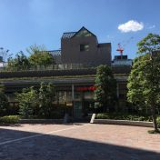 富久クロスコンフォートタワー広場サムネイル