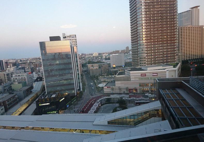 エクラスタワー武蔵小杉 眺望 イメージ