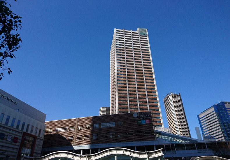 エクラスタワー武蔵小杉 外観 イメージ