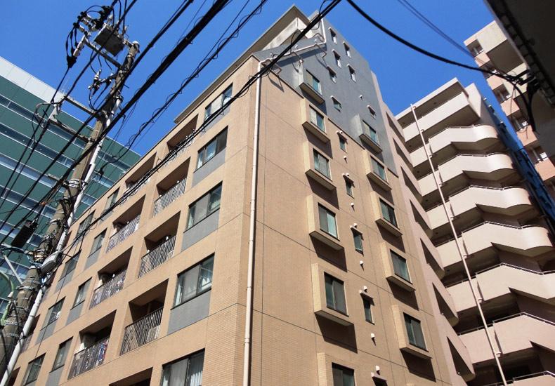 クレッセント西蒲田 外観 イメージ