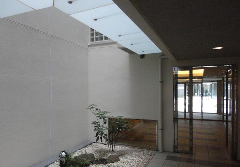 クレッセント千歳船橋inTASTE 中庭 イメージ
