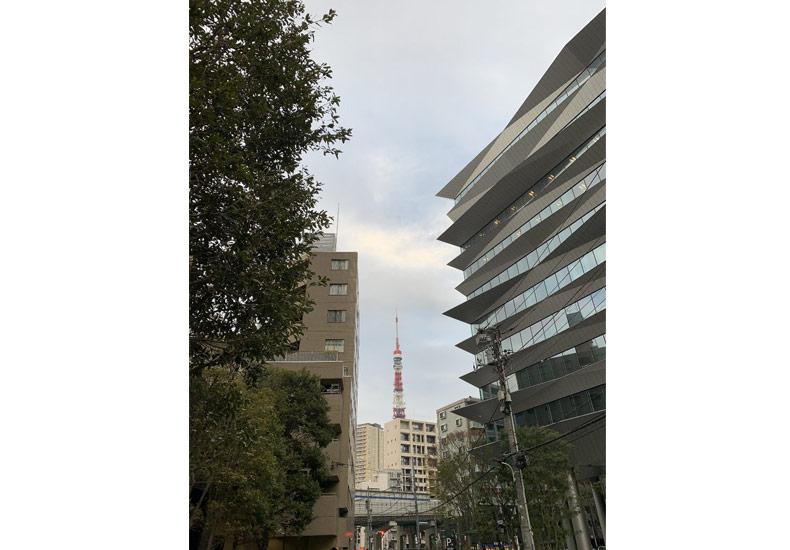 シティタワー麻布十番 付近の街並 イメージ