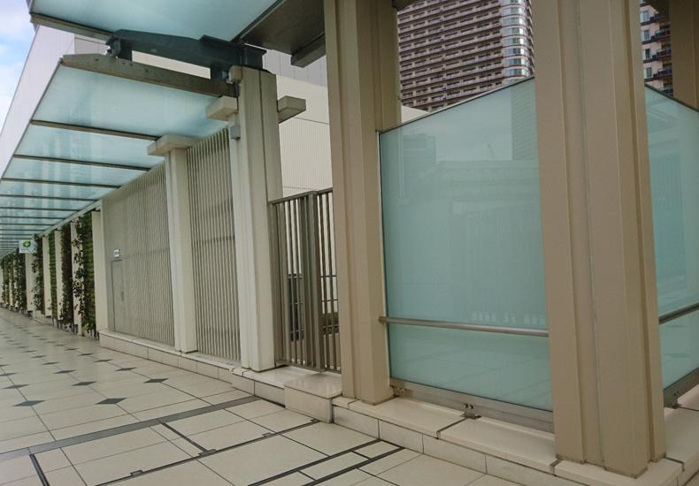 パークシティ武蔵小杉ザグランドウイングタワー ペデストリアンデッキ イメージ
