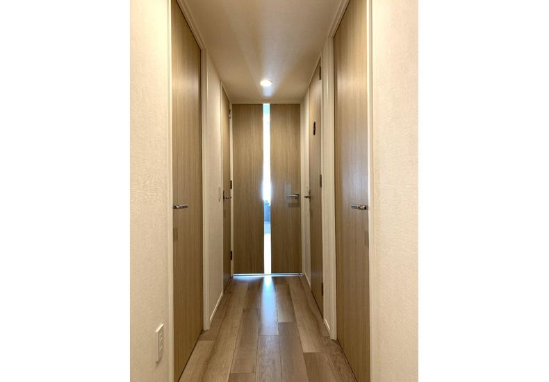 プラウドシティ南山 C棟 廊下 イメージ