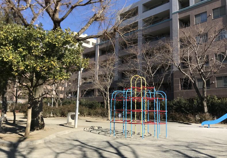 マナーズフォート・スイートテラス 提供公園 イメージ