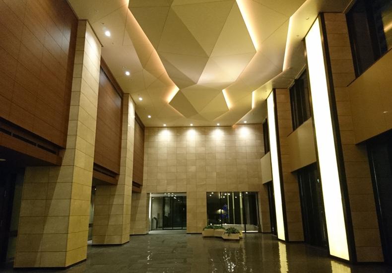 パークシティ武蔵小杉ザグランドウイングタワー ホール イメージ