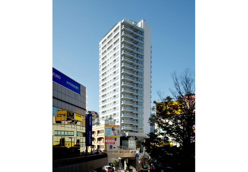 クレッセント三鷹ザ・タワー 外観 イメージ