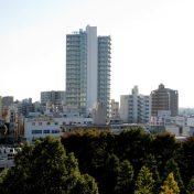 クレッセント三鷹ザ・タワー外観サムネイル