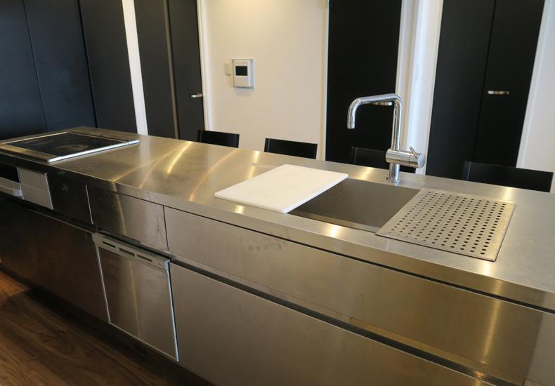 晴海アイランドトリトンスクエアビュータワー キッチン イメージ