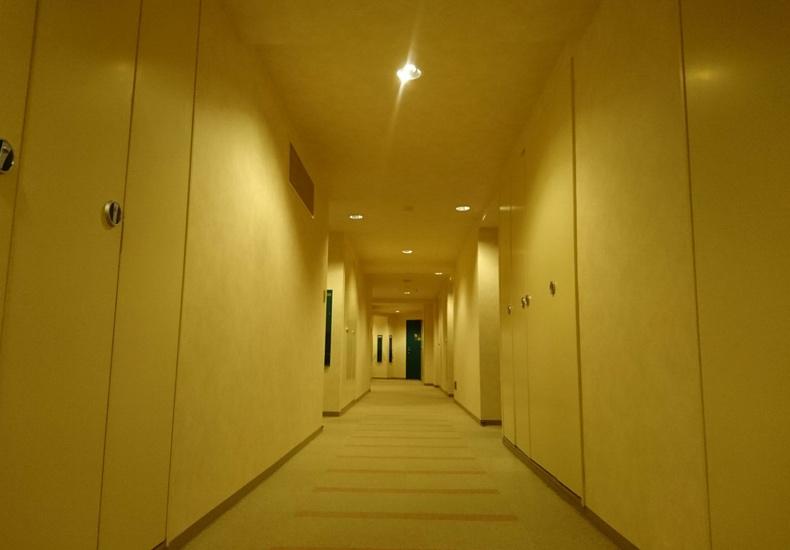 パークコート恵比寿ヒルトップレジデンス 内廊下 イメージ
