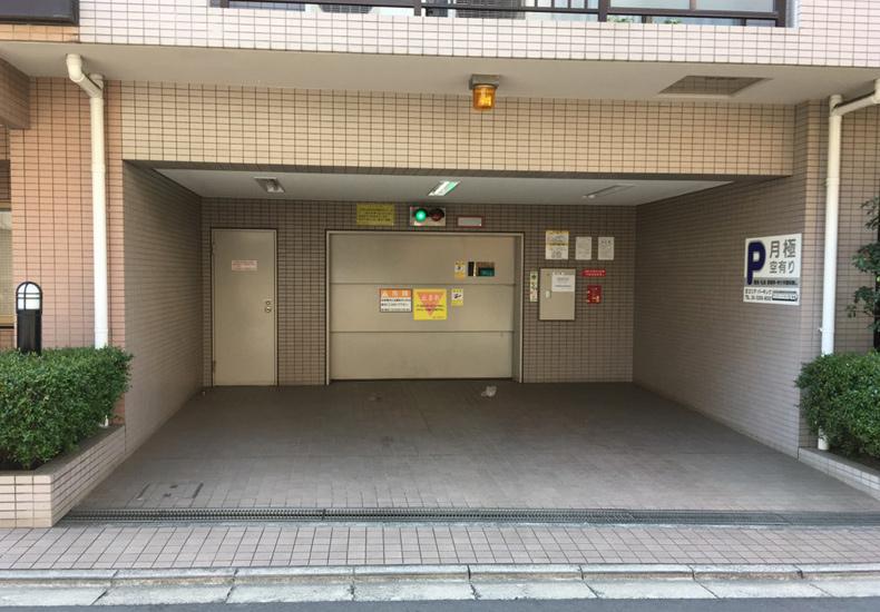 東急ドエル・アルス下北沢 駐車場 イメージ