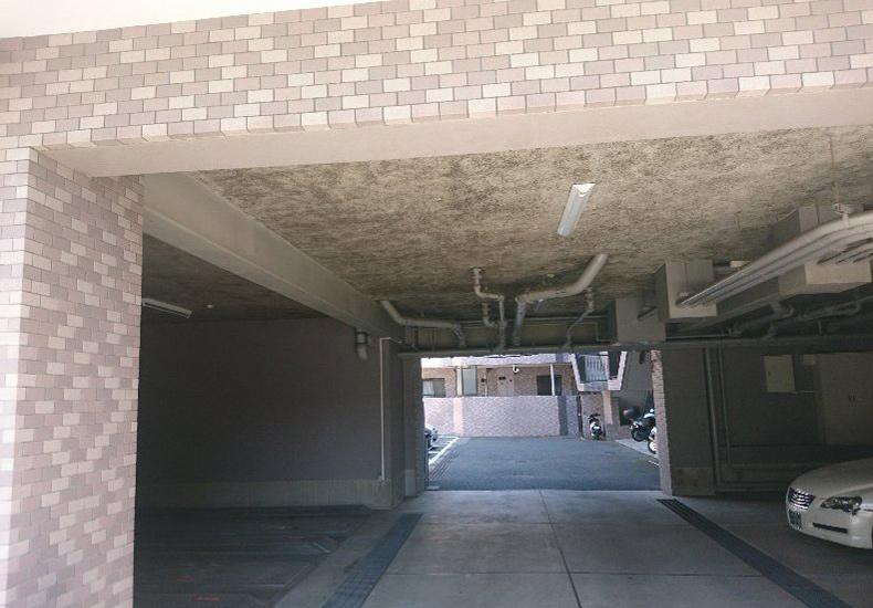 クレッセント糀谷II 駐車場 イメージ