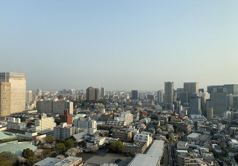 ザ・ヒルトップタワー高輪台 眺望 イメージ