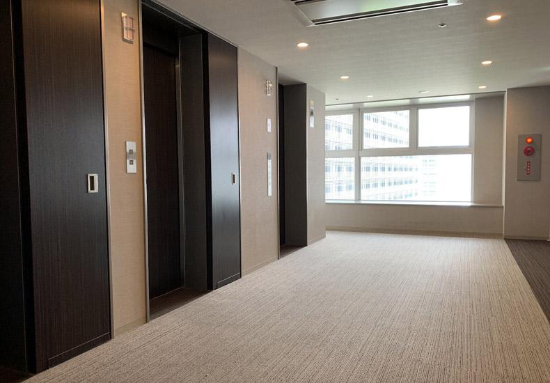 ル・サンク大崎ウィズタワー エレベーターホール イメージ