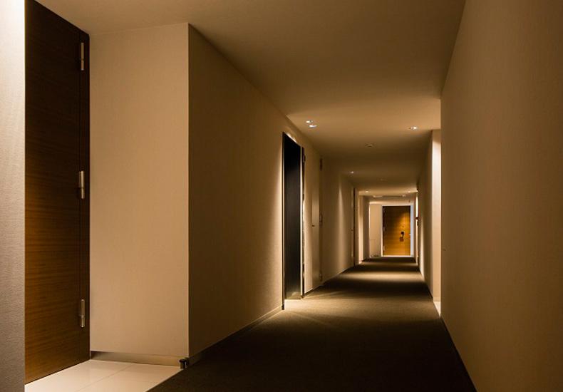ディアナコート代沢翠景 内廊下 イメージ