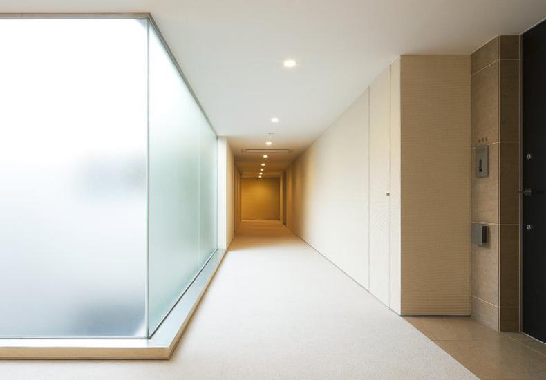 ディアナコート八雲桜樹 内廊下 イメージ