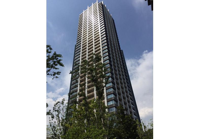 Brillia Towers 目黒 サウスレジデンス 外観 イメージ