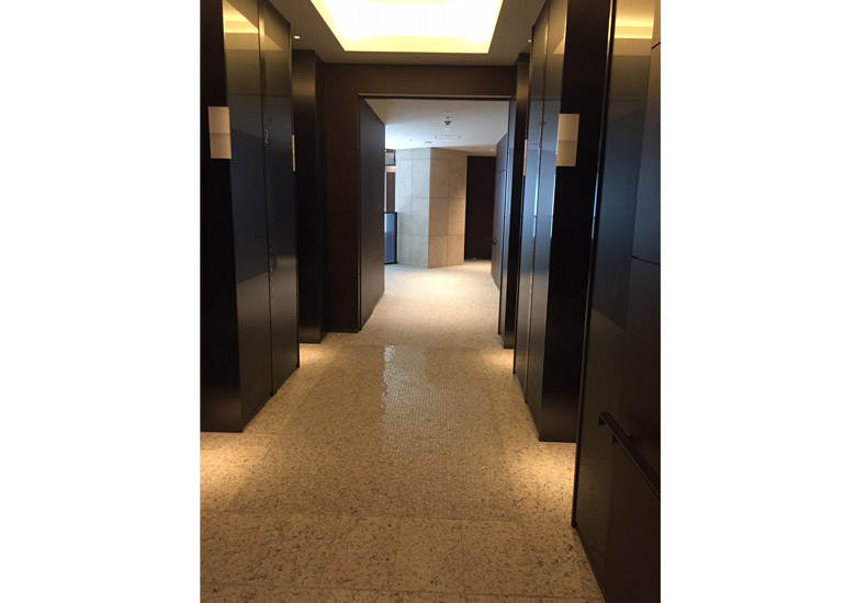 Brillia Towers 目黒 ノースレジデンス エレベーターホール イメージ