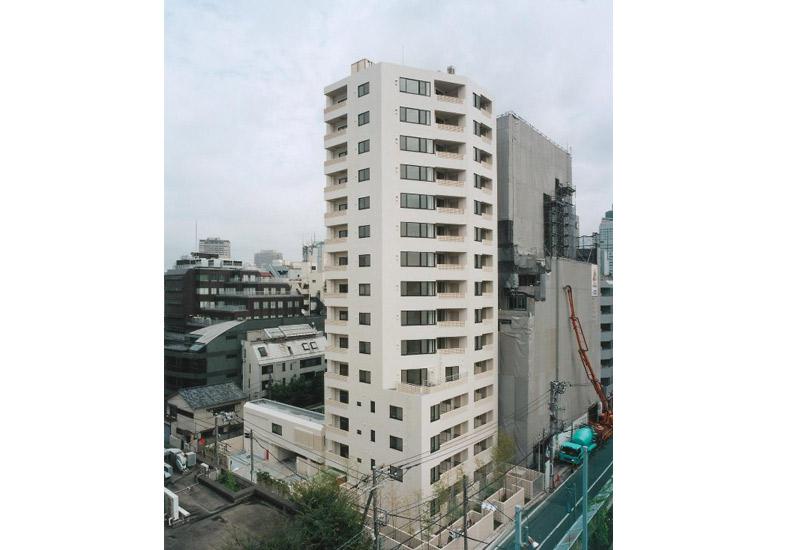 ピアース乃木坂 外観 イメージ
