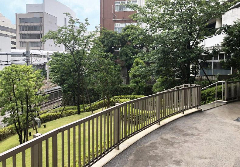ザ・山王タワー ガーデン イメージ