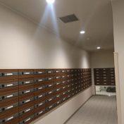 パークシティ武蔵小杉ザグランドウイングタワー集合郵便受けサムネイル