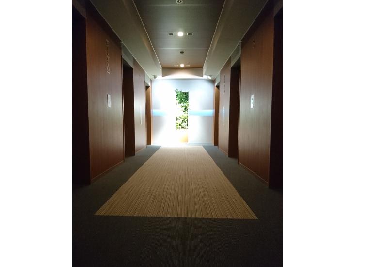 パークシティ武蔵小杉ザグランドウイングタワー エレベーターホール イメージ